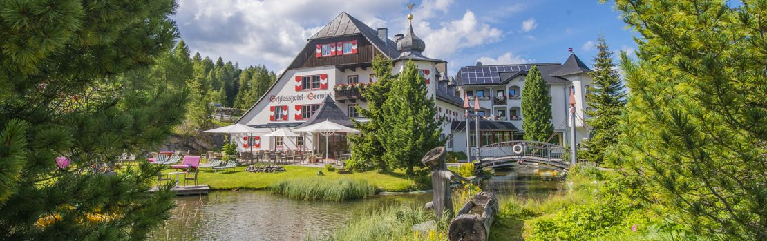 Genießer-Schlosshotel Seewirt Foto: Petr Blaha