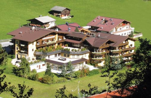 Bruggers Genießerhotel Lanersbacherhof
