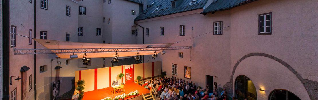 Burg Golling Foto: Neumayr