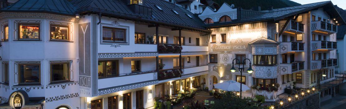 Genießerhotel Yscla Foto: Jörg Lehmann