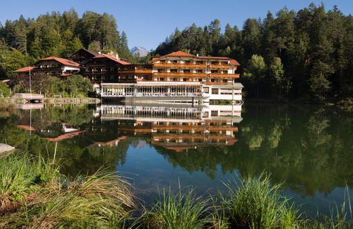 Genießer-Parkhotel Tristachersee