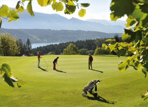 undefined Foto: Golfplatz Millstätter See
